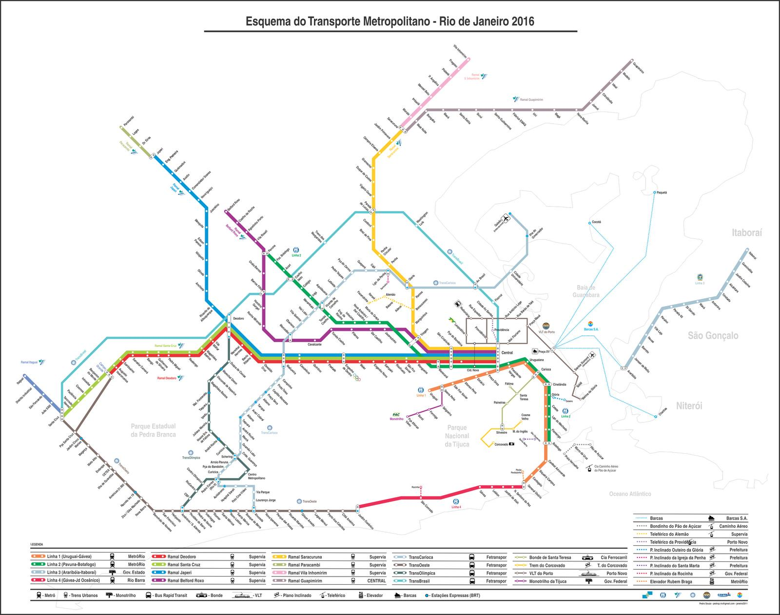 brt bus rio de janeiro map map of brt bus rio de janeiro