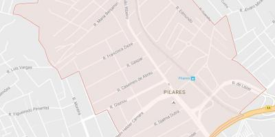 Map of Pilares